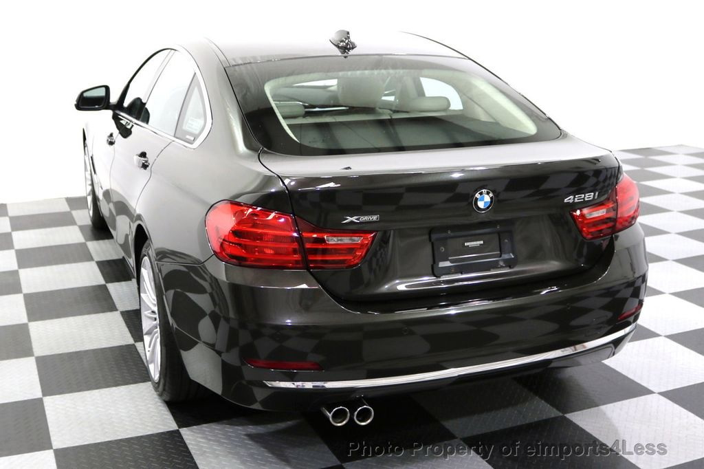 2015 BMW 4 Series CERTIFIED 428i xDrive Gran Coupe Luxury Line AWD CAMENAV - 17736551 - 30