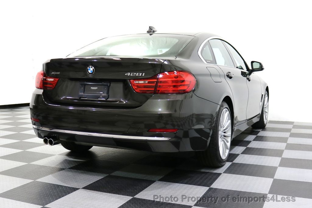 2015 BMW 4 Series CERTIFIED 428i xDrive Gran Coupe Luxury Line AWD CAMENAV - 17736551 - 32