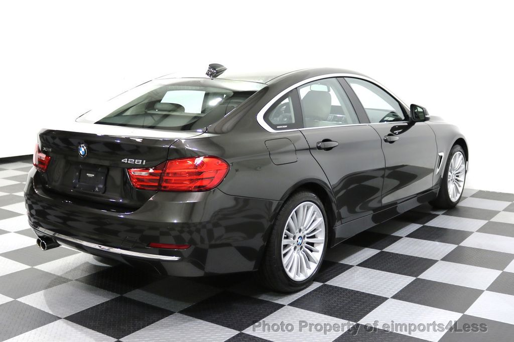 2015 BMW 4 Series CERTIFIED 428i xDrive Gran Coupe Luxury Line AWD CAMENAV - 17736551 - 3