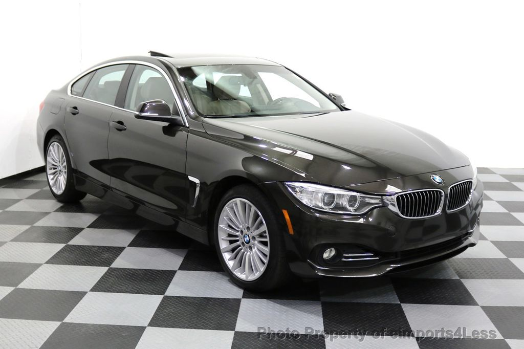 2015 BMW 4 Series CERTIFIED 428i xDrive Gran Coupe Luxury Line AWD CAMENAV - 17736551 - 45