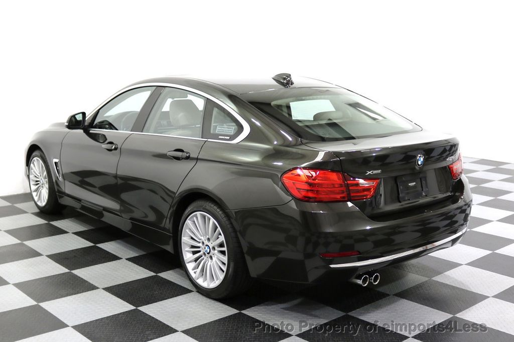 2015 BMW 4 Series CERTIFIED 428i xDrive Gran Coupe Luxury Line AWD CAMENAV - 17736551 - 46