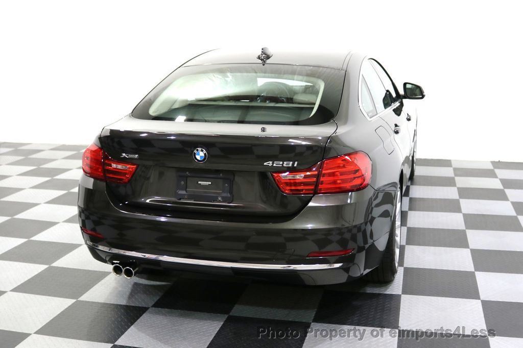 2015 BMW 4 Series CERTIFIED 428i xDrive Gran Coupe Luxury Line AWD CAMENAV - 17736551 - 47