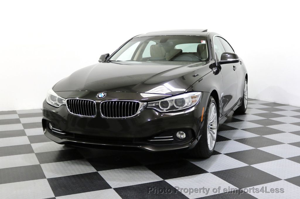 2015 BMW 4 Series CERTIFIED 428i xDrive Gran Coupe Luxury Line AWD CAMENAV - 17736551 - 52