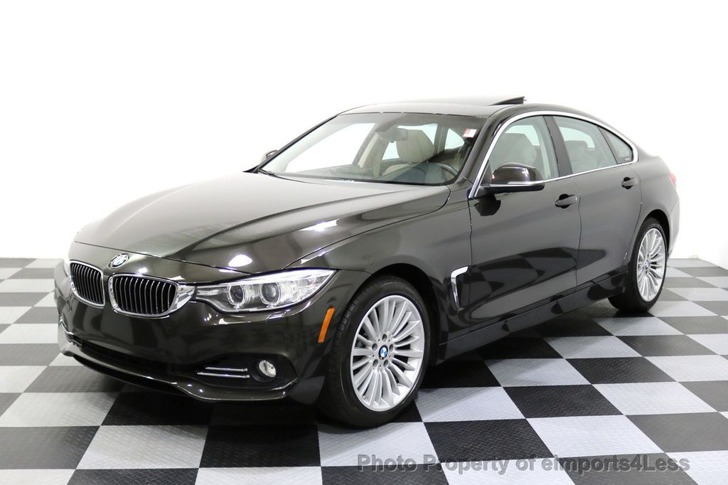2015 BMW 4 Series CERTIFIED 428i xDrive Gran Coupe Luxury Line AWD CAMENAV - 17736551 - 53
