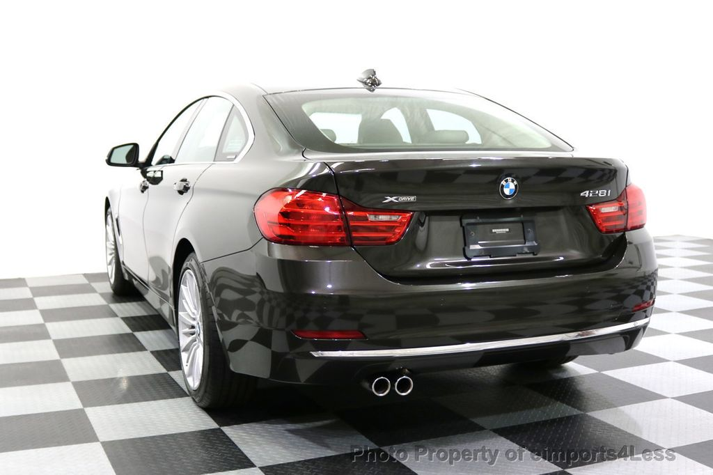 2015 BMW 4 Series CERTIFIED 428i xDrive Gran Coupe Luxury Line AWD CAMENAV - 17736551 - 54