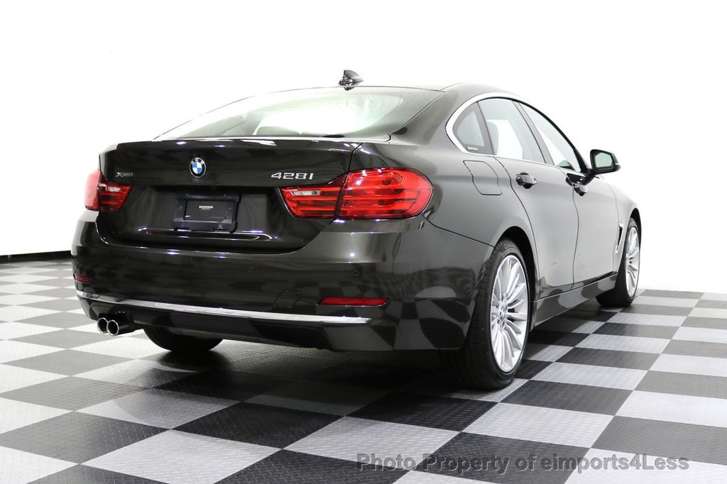 2015 BMW 4 Series CERTIFIED 428i xDrive Gran Coupe Luxury Line AWD CAMENAV - 17736551 - 55