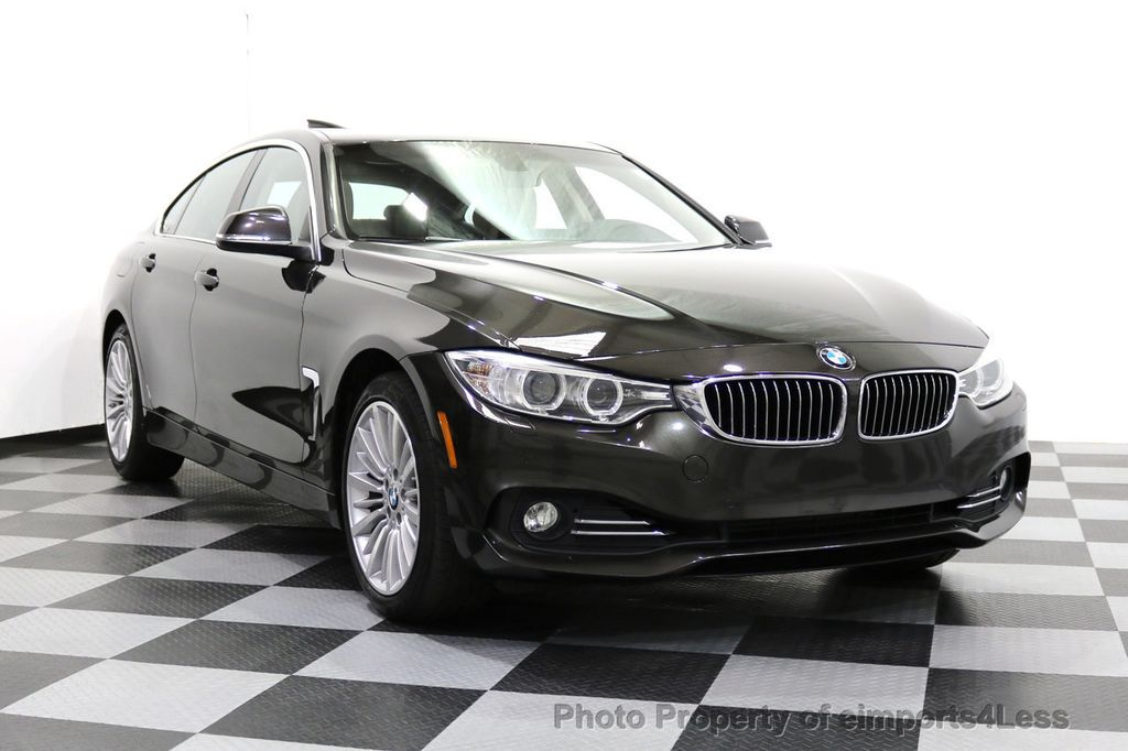 2015 BMW 4 Series CERTIFIED 428i xDrive Gran Coupe Luxury Line AWD CAMENAV - 17736551 - 56