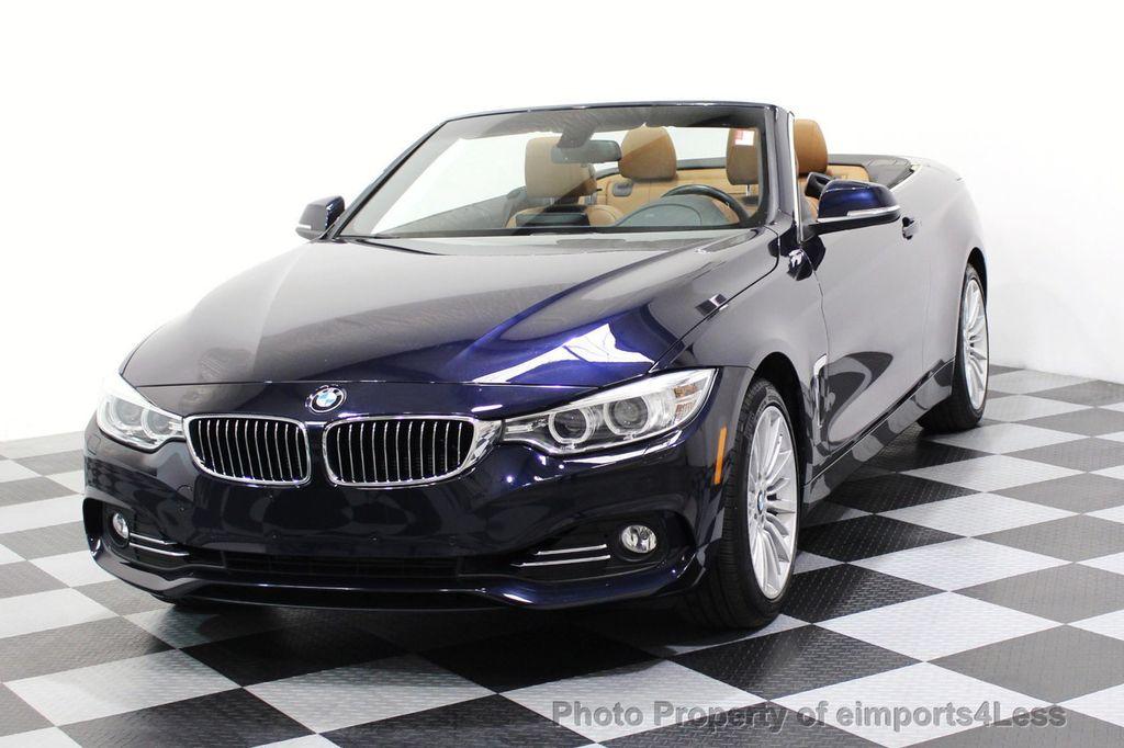 2015 BMW 4 Series CERTIFIED 428i xDRIVE Luxury Line AWD CAMERA NAVI - 17537670 - 0