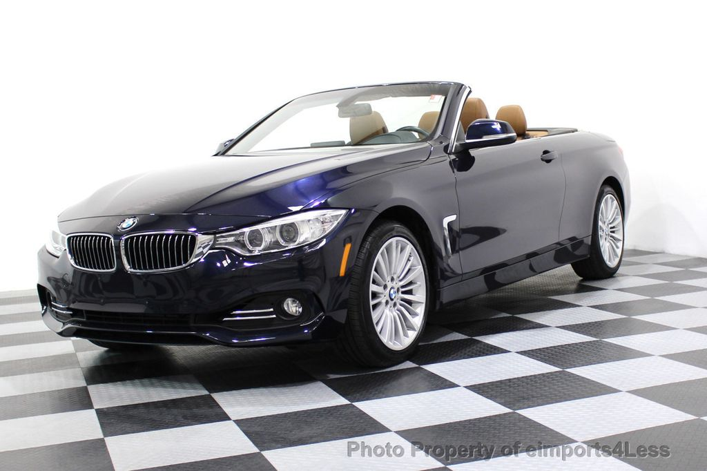 2015 BMW 4 Series CERTIFIED 428i xDRIVE Luxury Line AWD CAMERA NAVI - 17537670 - 14
