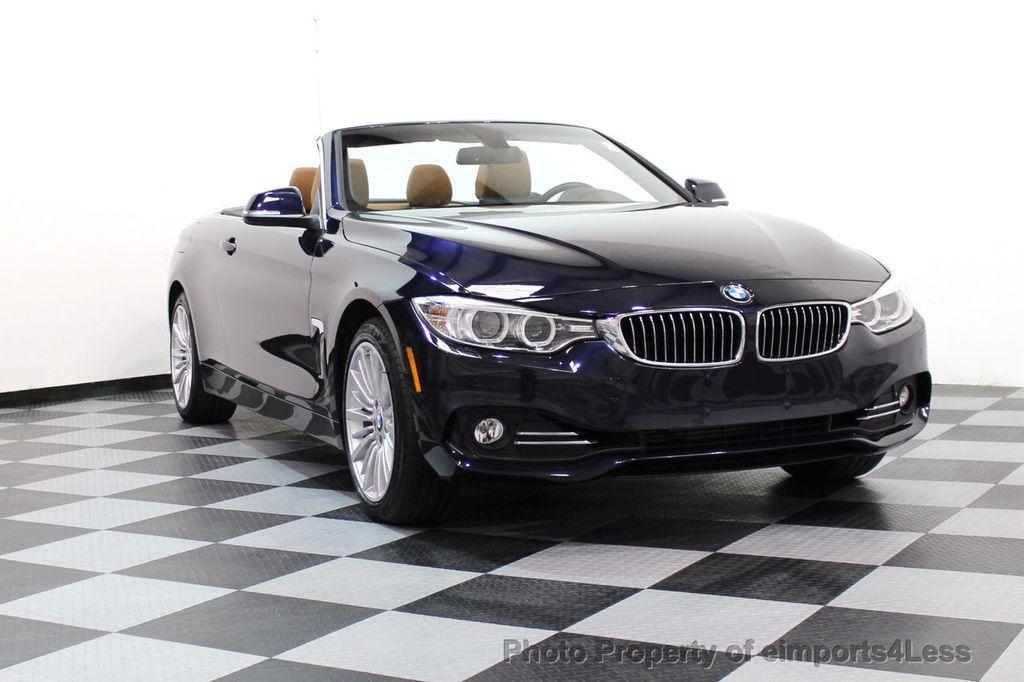 2015 BMW 4 Series CERTIFIED 428i xDRIVE Luxury Line AWD CAMERA NAVI - 17537670 - 15