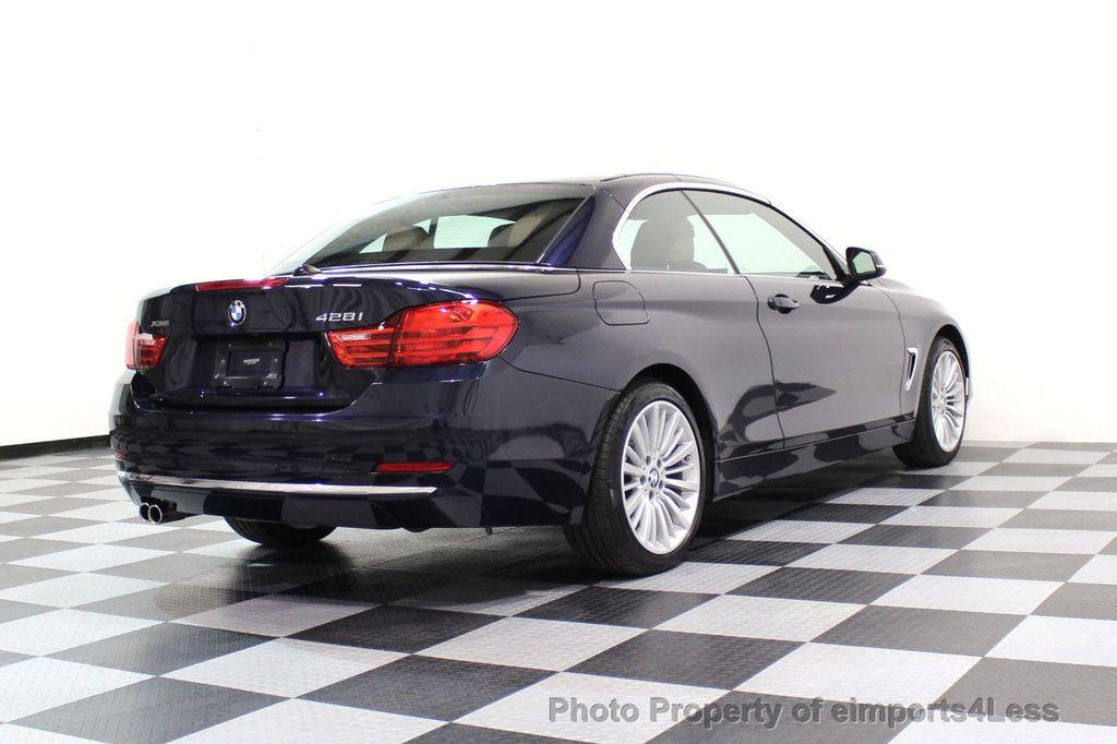 2015 BMW 4 Series CERTIFIED 428i xDRIVE Luxury Line AWD CAMERA NAVI - 17537670 - 18