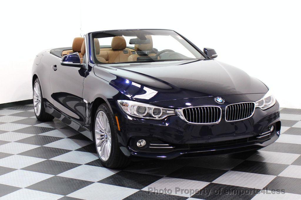 2015 BMW 4 Series CERTIFIED 428i xDRIVE Luxury Line AWD CAMERA NAVI - 17537670 - 1
