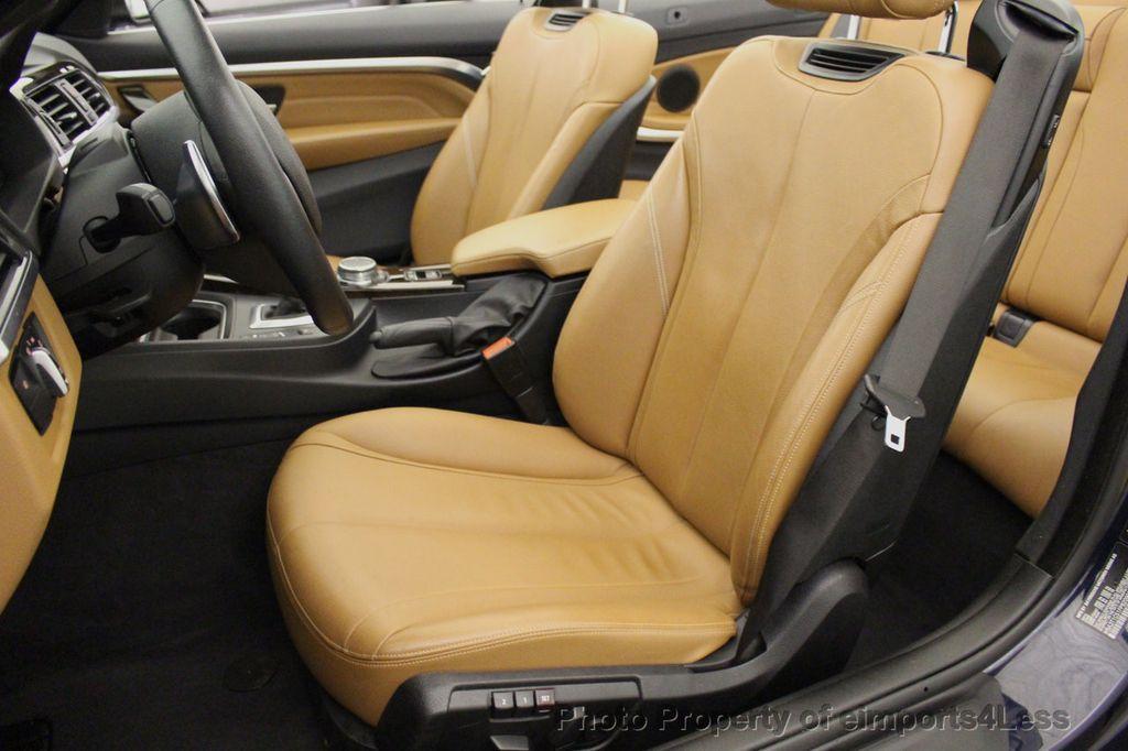 2015 BMW 4 Series CERTIFIED 428i xDRIVE Luxury Line AWD CAMERA NAVI - 17537670 - 22