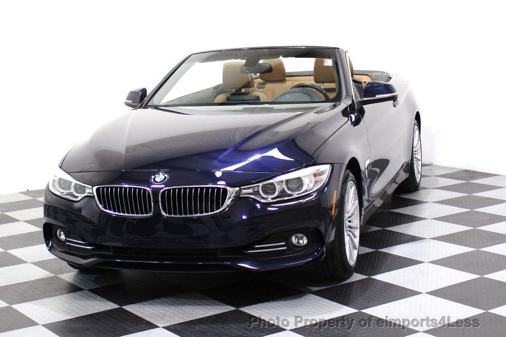 2015 BMW 4 Series CERTIFIED 428i xDRIVE Luxury Line AWD CAMERA NAVI - 17537670 - 27