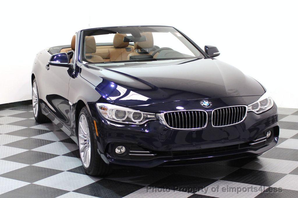 2015 BMW 4 Series CERTIFIED 428i xDRIVE Luxury Line AWD CAMERA NAVI - 17537670 - 28