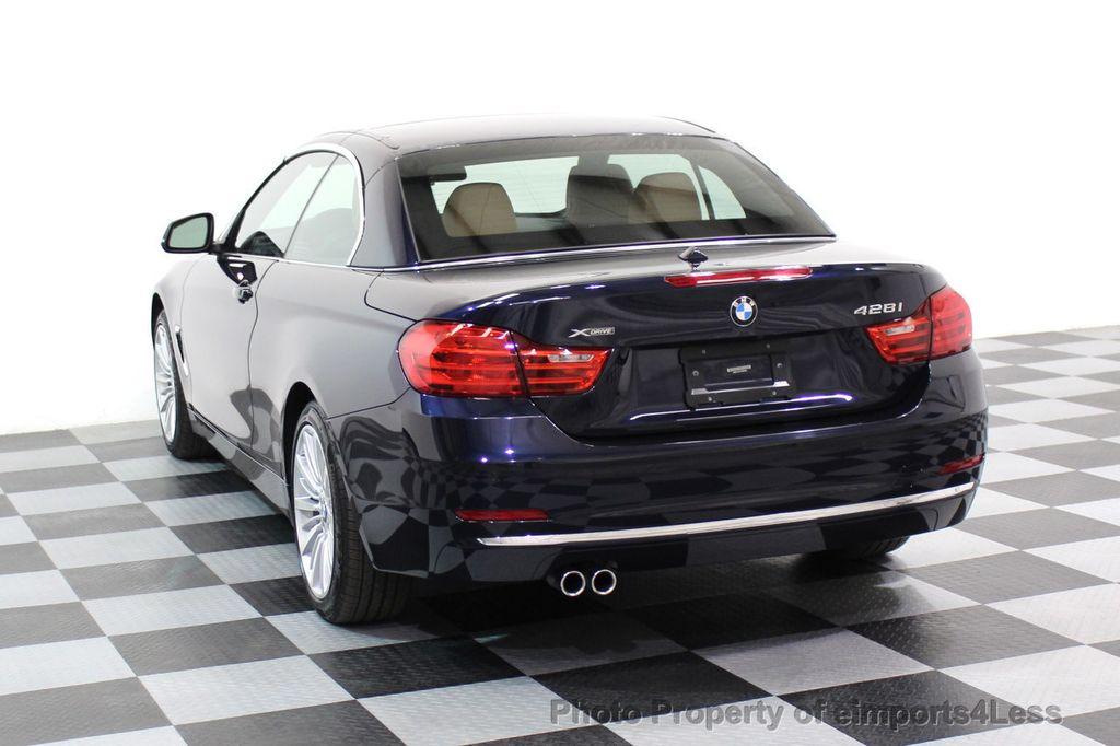 2015 BMW 4 Series CERTIFIED 428i xDRIVE Luxury Line AWD CAMERA NAVI - 17537670 - 2