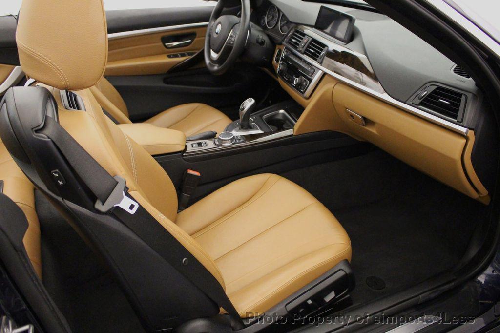 2015 BMW 4 Series CERTIFIED 428i xDRIVE Luxury Line AWD CAMERA NAVI - 17537670 - 33