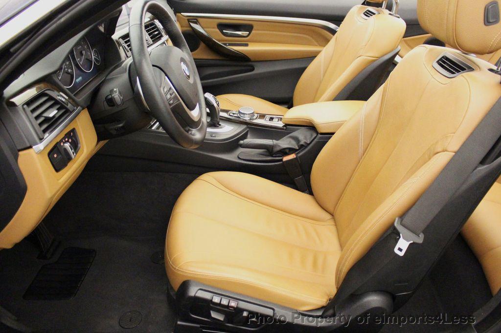 2015 BMW 4 Series CERTIFIED 428i xDRIVE Luxury Line AWD CAMERA NAVI - 17537670 - 34