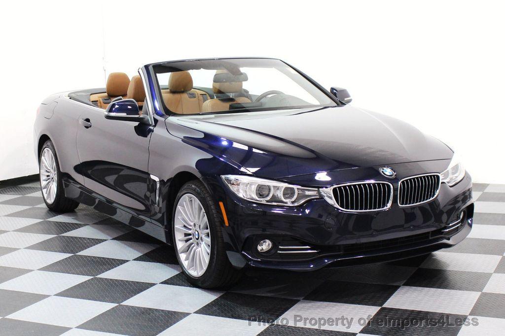 2015 BMW 4 Series CERTIFIED 428i xDRIVE Luxury Line AWD CAMERA NAVI - 17537670 - 42