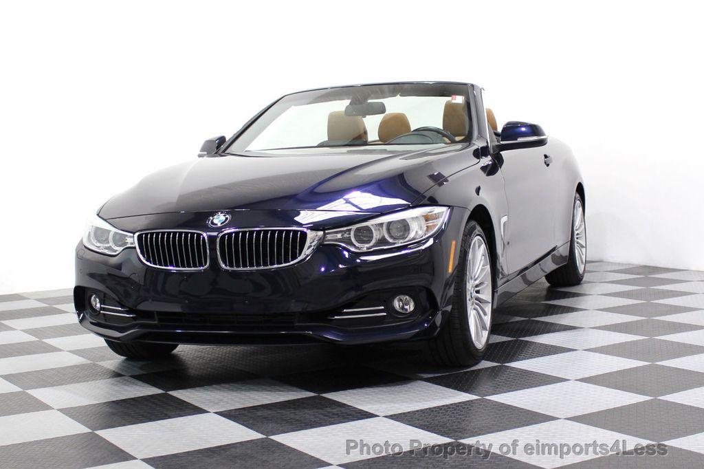 2015 BMW 4 Series CERTIFIED 428i xDRIVE Luxury Line AWD CAMERA NAVI - 17537670 - 45