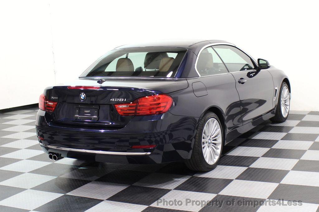 2015 BMW 4 Series CERTIFIED 428i xDRIVE Luxury Line AWD CAMERA NAVI - 17537670 - 47