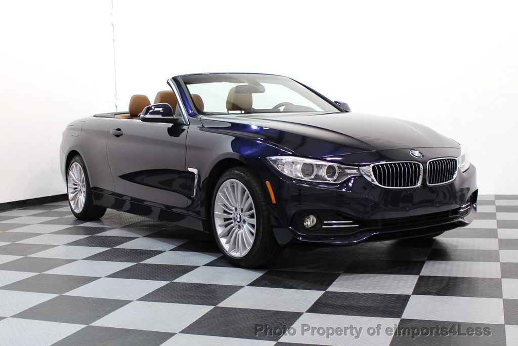 2015 BMW 4 Series CERTIFIED 428i xDRIVE Luxury Line AWD CAMERA NAVI - 17537670 - 48
