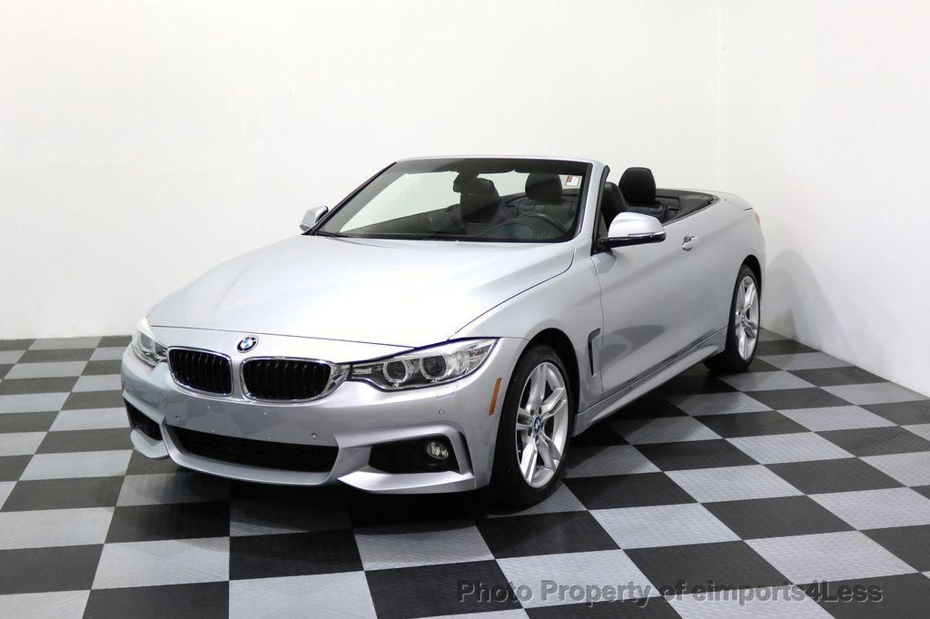 2015 BMW 4 Series CERTIFIED 428i xDRIVE M Sport AWD CAMERA NAVI - 17395747 - 0