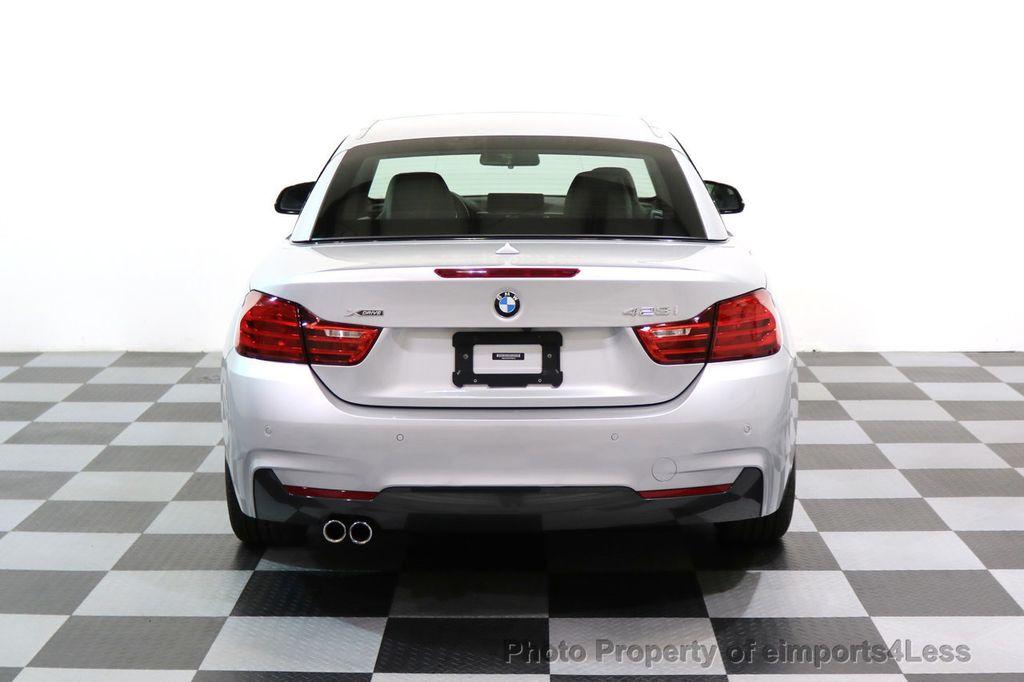 2015 BMW 4 Series CERTIFIED 428i xDRIVE M Sport AWD CAMERA NAVI - 17395747 - 17