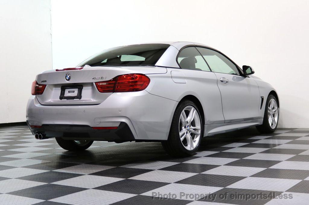 2015 BMW 4 Series CERTIFIED 428i xDRIVE M Sport AWD CAMERA NAVI - 17395747 - 18