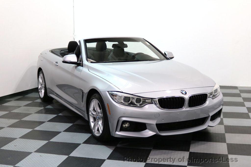 2015 BMW 4 Series CERTIFIED 428i xDRIVE M Sport AWD CAMERA NAVI - 17395747 - 1