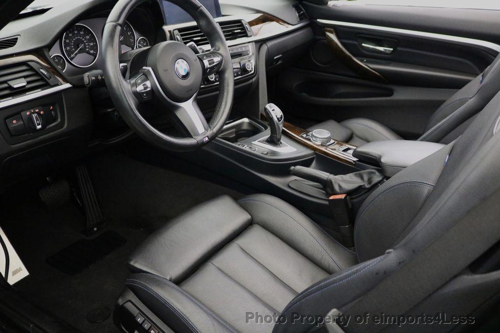 2015 BMW 4 Series CERTIFIED 428i xDRIVE M Sport AWD CAMERA NAVI - 17395747 - 21