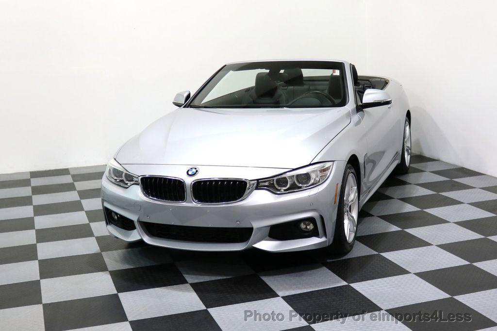 2015 BMW 4 Series CERTIFIED 428i xDRIVE M Sport AWD CAMERA NAVI - 17395747 - 26