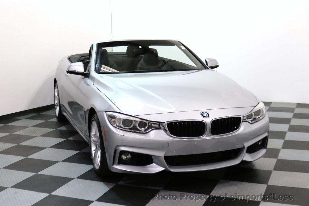 2015 BMW 4 Series CERTIFIED 428i xDRIVE M Sport AWD CAMERA NAVI - 17395747 - 27