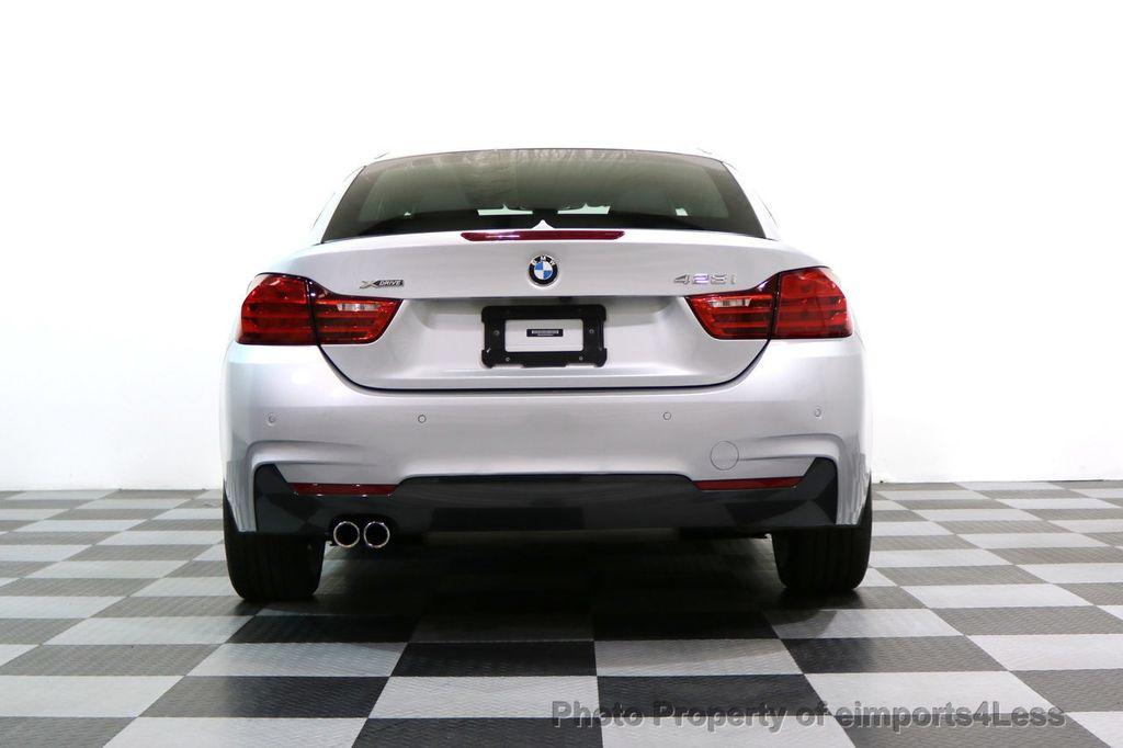 2015 BMW 4 Series CERTIFIED 428i xDRIVE M Sport AWD CAMERA NAVI - 17395747 - 29