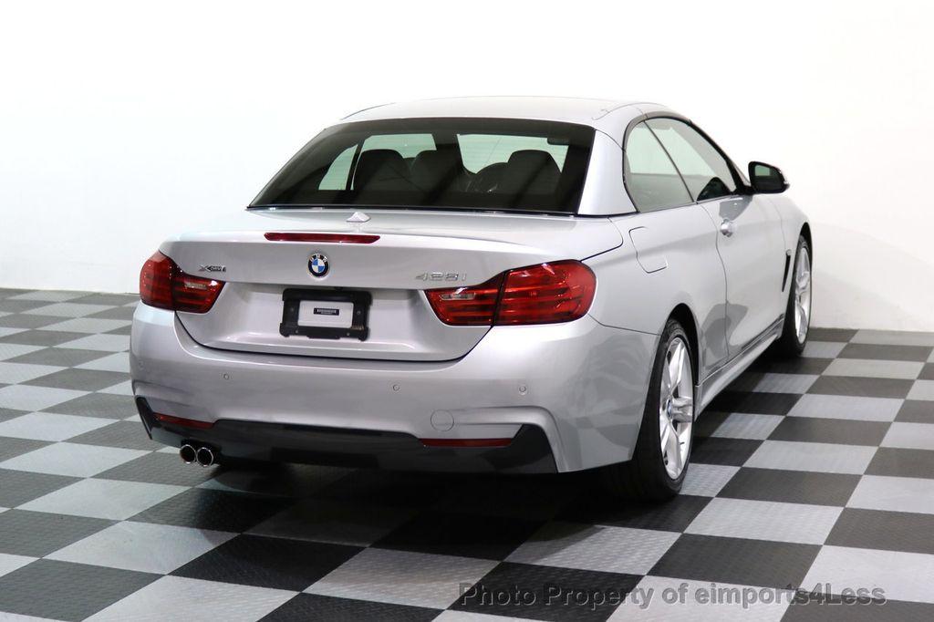 2015 BMW 4 Series CERTIFIED 428i xDRIVE M Sport AWD CAMERA NAVI - 17395747 - 30