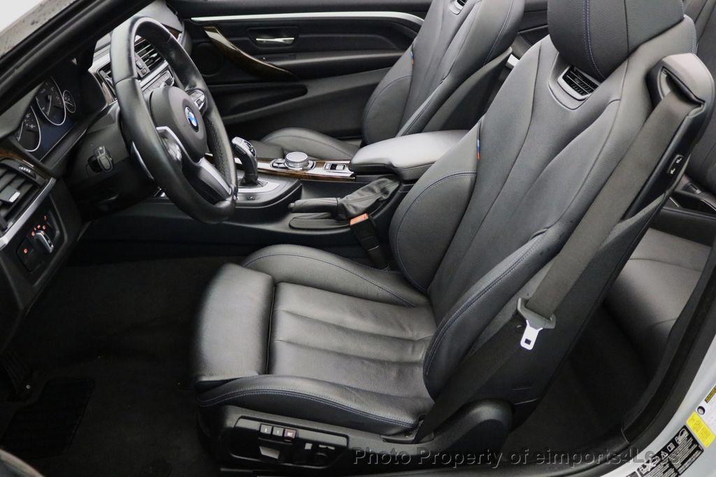 2015 BMW 4 Series CERTIFIED 428i xDRIVE M Sport AWD CAMERA NAVI - 17395747 - 31