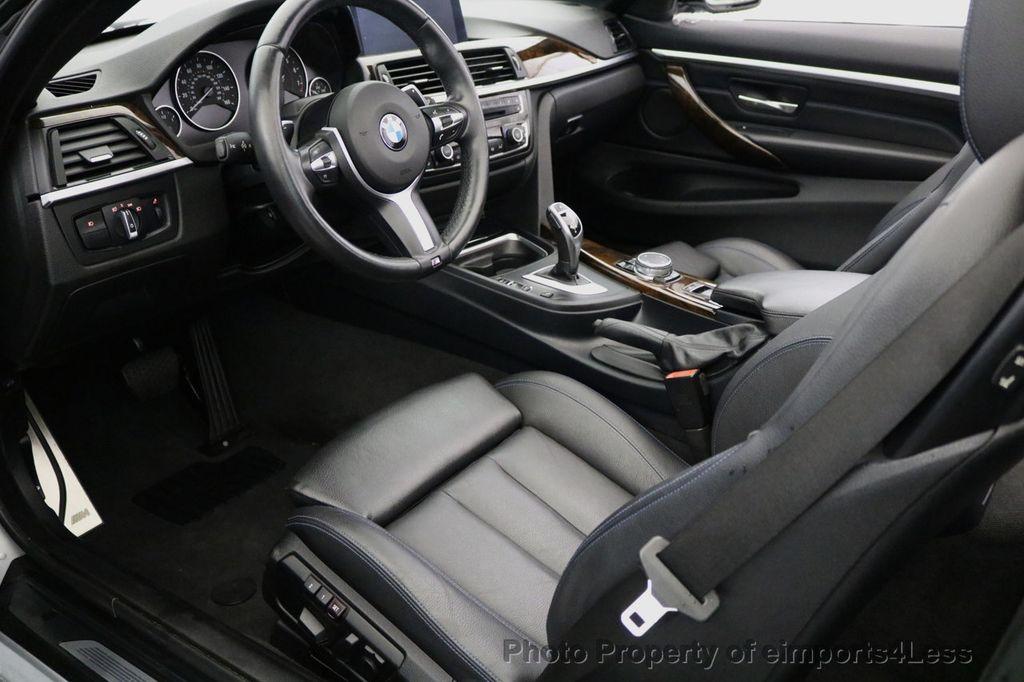 2015 BMW 4 Series CERTIFIED 428i xDRIVE M Sport AWD CAMERA NAVI - 17395747 - 33