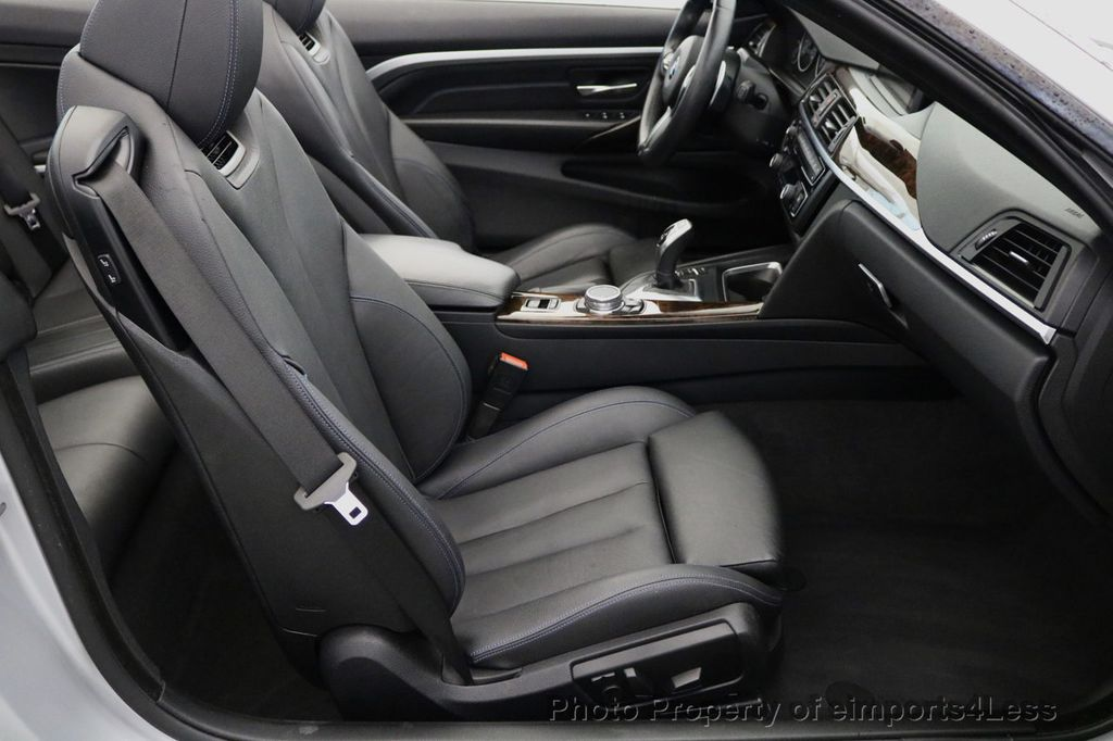 2015 BMW 4 Series CERTIFIED 428i xDRIVE M Sport AWD CAMERA NAVI - 17395747 - 35
