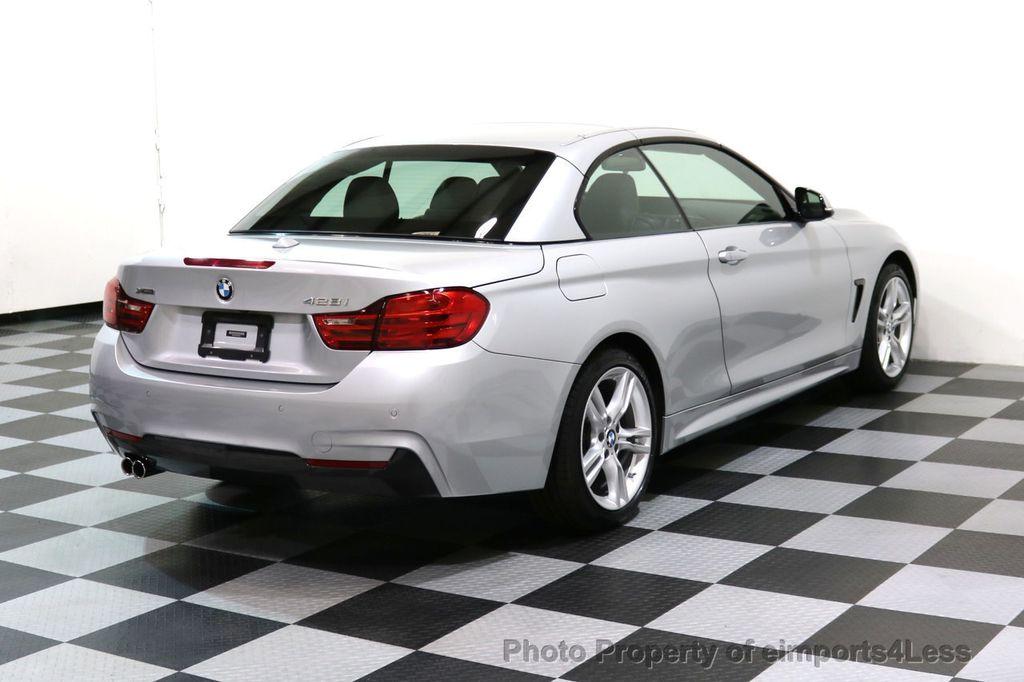 2015 BMW 4 Series CERTIFIED 428i xDRIVE M Sport AWD CAMERA NAVI - 17395747 - 3