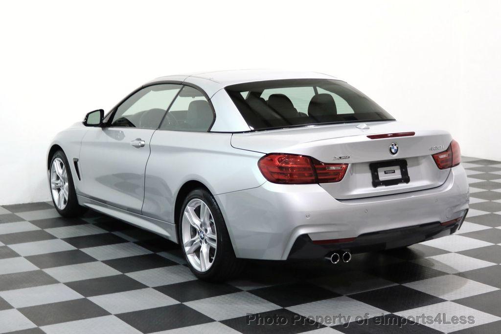 2015 BMW 4 Series CERTIFIED 428i xDRIVE M Sport AWD CAMERA NAVI - 17395747 - 45