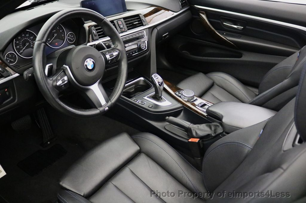 2015 BMW 4 Series CERTIFIED 428i xDRIVE M Sport AWD CAMERA NAVI - 17395747 - 7