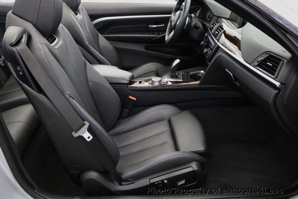 2015 BMW 4 Series CERTIFIED 428i xDRIVE M Sport AWD CAMERA NAVI - 17395747 - 8