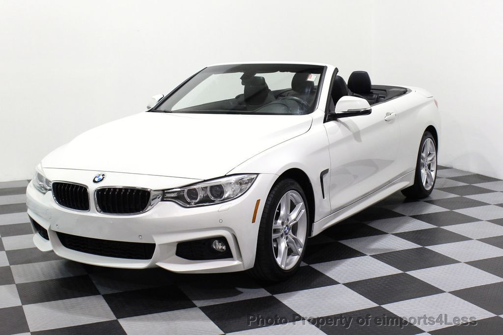 2015 BMW 4 Series CERTIFIED 428i xDRIVE M Sport AWD CAMERA NAVI - 17526650 - 0