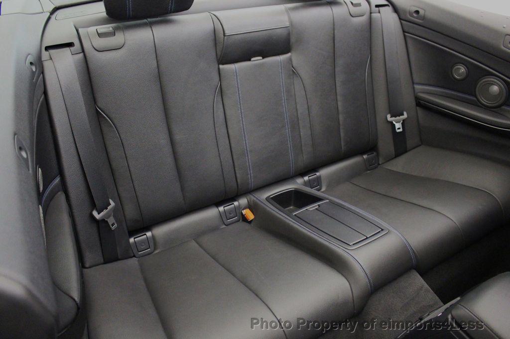 2015 BMW 4 Series CERTIFIED 428i xDRIVE M Sport AWD CAMERA NAVI - 17526650 - 10