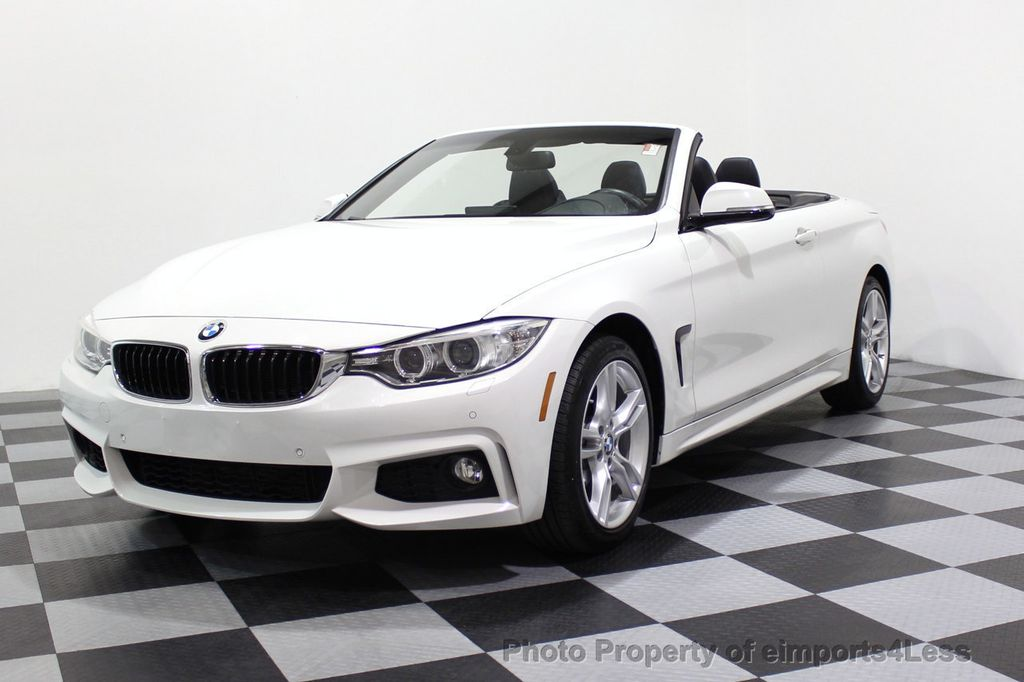 2015 BMW 4 Series CERTIFIED 428i xDRIVE M Sport AWD CAMERA NAVI - 17526650 - 14