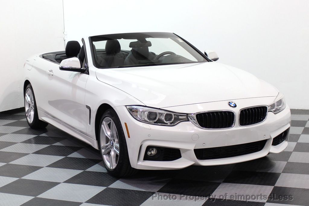 2015 BMW 4 Series CERTIFIED 428i xDRIVE M Sport AWD CAMERA NAVI - 17526650 - 15