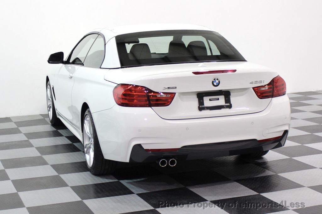 2015 BMW 4 Series CERTIFIED 428i xDRIVE M Sport AWD CAMERA NAVI - 17526650 - 16