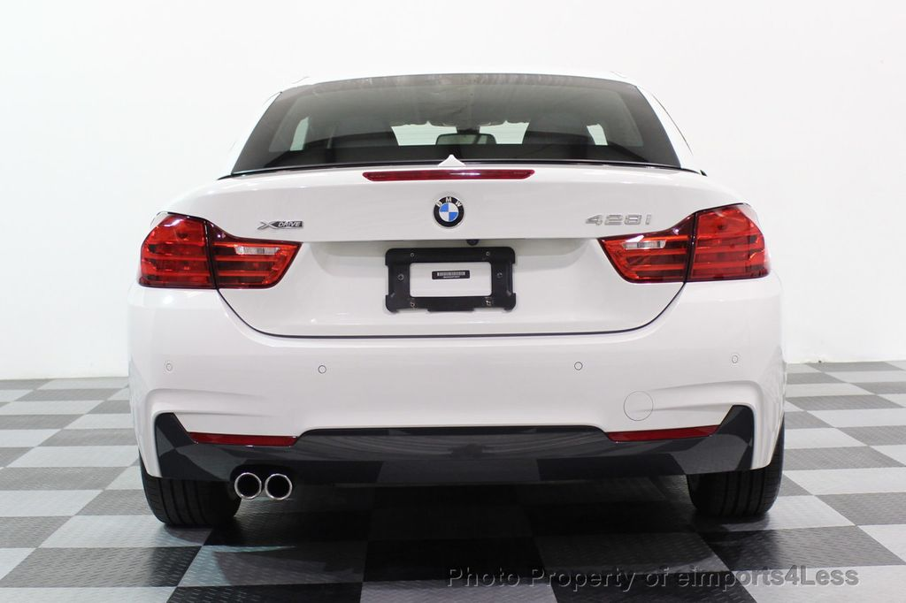 2015 BMW 4 Series CERTIFIED 428i xDRIVE M Sport AWD CAMERA NAVI - 17526650 - 17