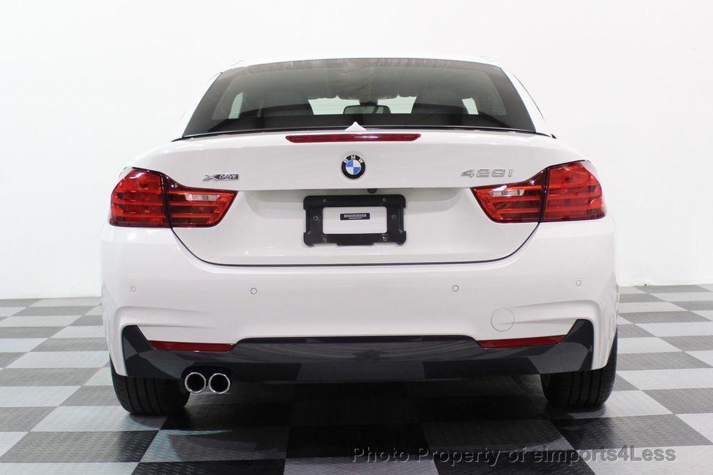 2015 BMW 4 Series CERTIFIED 428i xDRIVE M Sport AWD CAMERA NAVI - 17526650 - 17