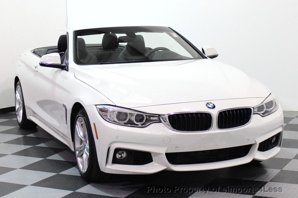 2015 BMW 4 Series CERTIFIED 428i xDRIVE M Sport AWD CAMERA NAVI - 17526650 - 1